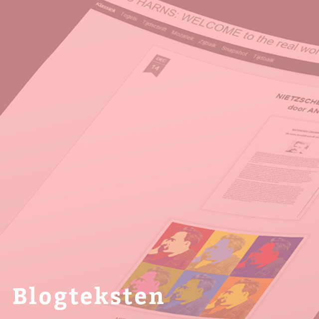 Blogteksten
