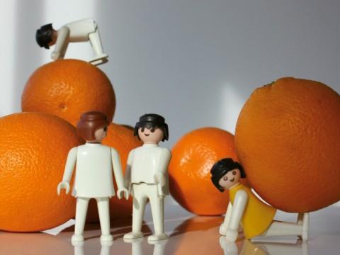 Hoe ik ontdekte een perssinaasappel te zijn